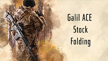 Galil ACE Stock Folding